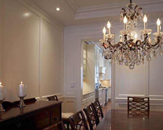 17 best images about wall moulding ideas on pinterest for Dining room molding ideas
