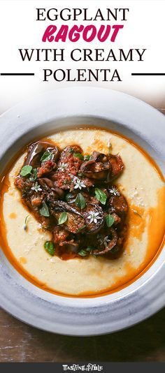 The ultimate fall recipe for your leftover garden eggplant