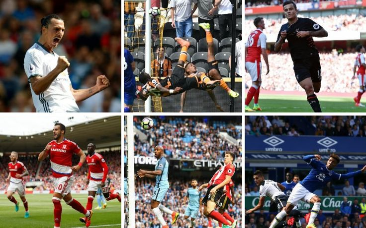 It's a repeat of Premier League opening day this weekend. What has changed since August?
