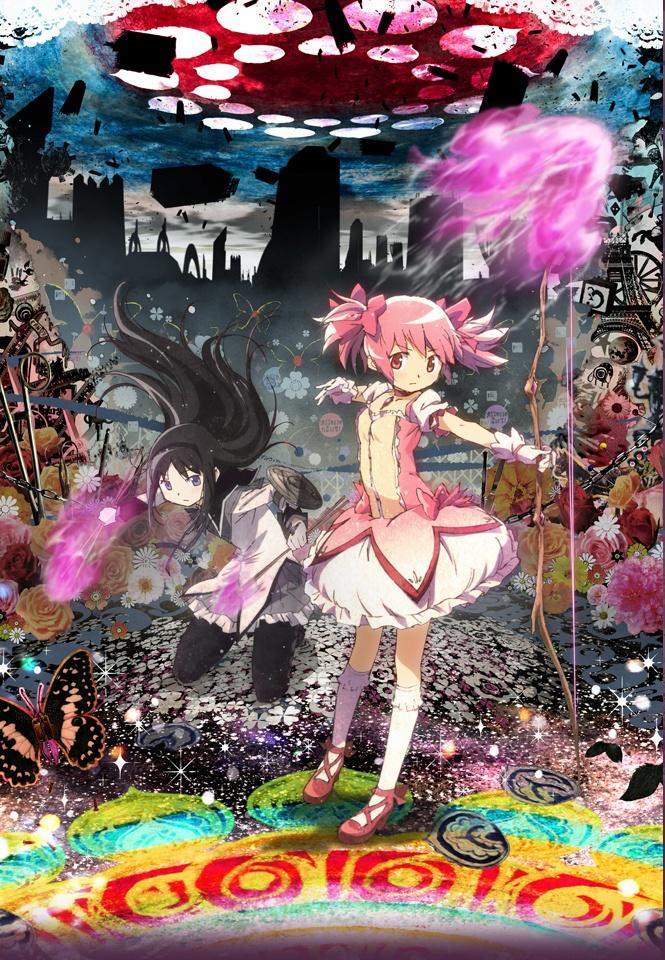 変えられない運命だって、壊してみせる。 / 劇場版 魔法少女まどか☆マギカ 後編キービジュアル #madoka_magica