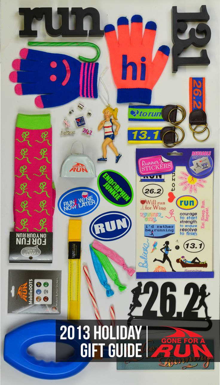 Running scrapbook ideas - Running Gifts Ideas The Ultimate Goneforarun Com Holiday Gift Guide 2013
