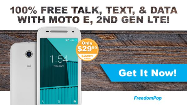 Get 100% Free Mobile Phone Service with FreedomPop  http://gazettereview.com/2017/06/freedompop-offering-free-mobile-phone-service/