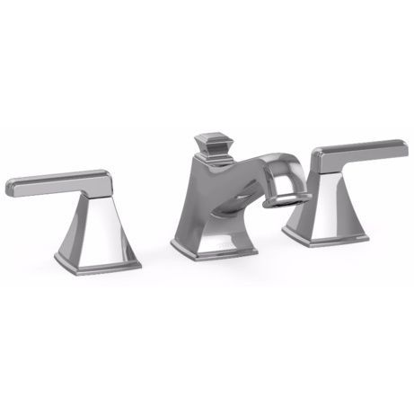 Toto TL221DD#CP Polished Chrome Connelly Widespread Bathroom Faucet