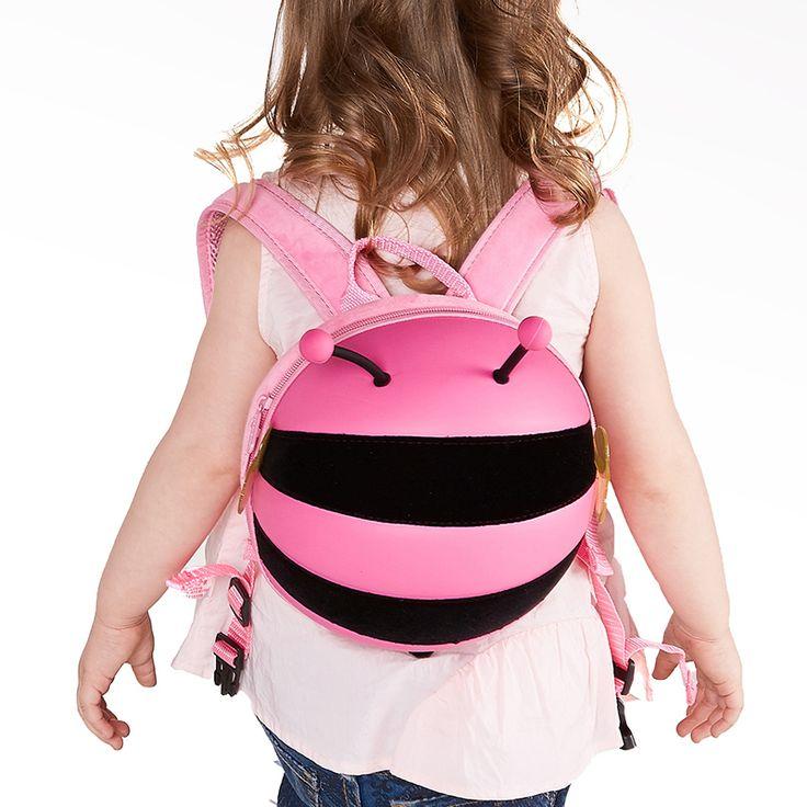 Mini Bumblebee backpack.