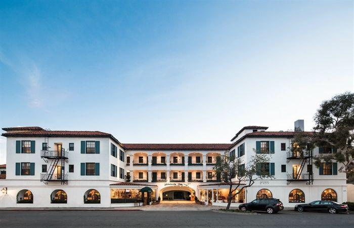 The Montecito Inn- santa barbara luxury hotel suites