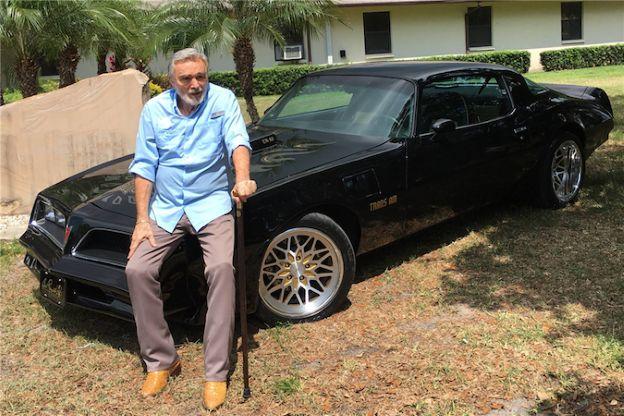Burt Reynolds' 600-hp Vintage Pontiac For Sale