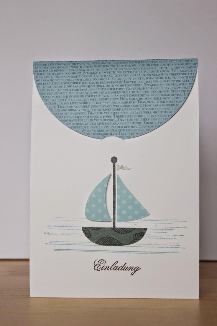 Tausend schöne Sachen...: Einladung zur Taufe