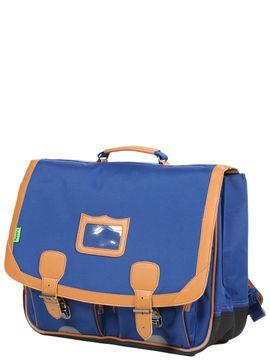 Cartable Classic 41 cm Bleu