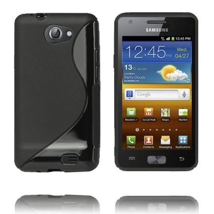 S-Line (Sort) Samsung Galaxy Z Cover
