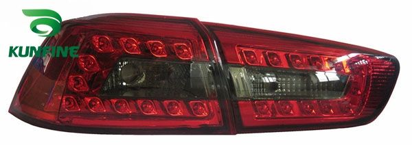 136.80$  Know more  - Pair Of Car Tail Light Assembly For MITSUBSHI LANCER 2010-2012 LED Brake Light With Turning Signal Light