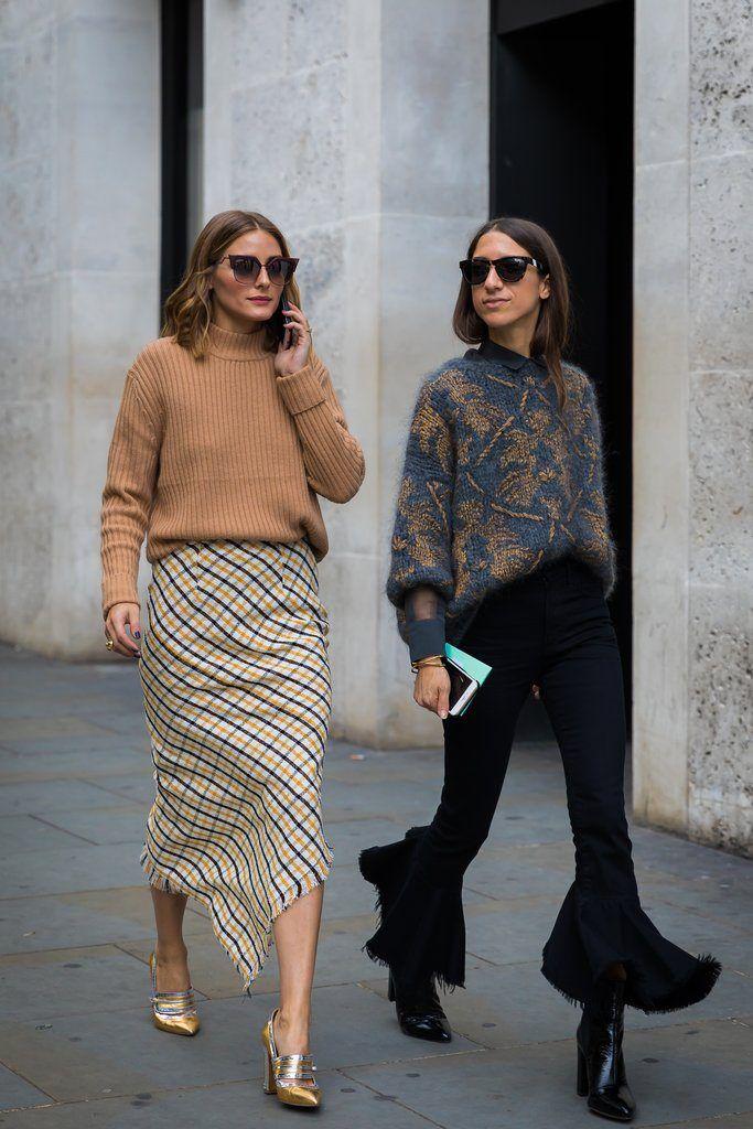 London Fashion Week S/S 2018 Street Style – FaShionFReaks