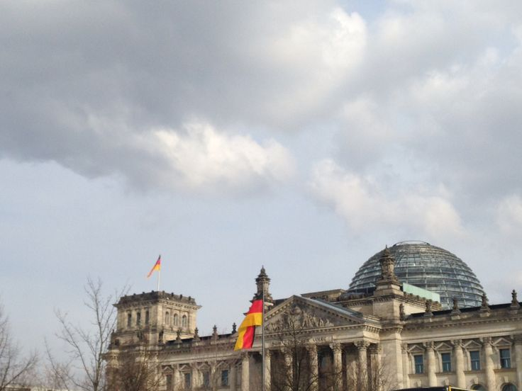 Berlin • Reichstag • Allemagne