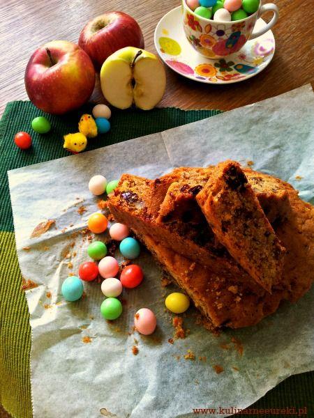 Bezglutenowe ciasto marchewkowe z glutenową wersją przepisu #Wielkanoc #bezglutenowo