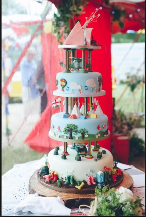 Cake - Love it all!