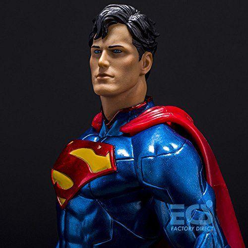 DC Comics NEW 52 Batman V Supmerman Hot Statue Action Figure Crazy Toys @ niftywarehouse.com