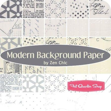 "Modern Background Paper Jelly RollZen Chic for Moda Fabrics - Jelly Rolls & 2.5"" Strips | Fat Quarter Shop"