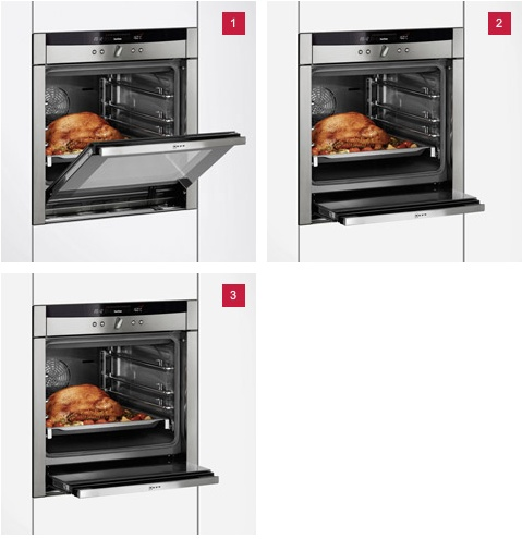 Bon Ovens With Slide Under Doors Womenof Info