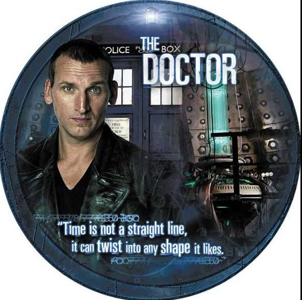 ninth doctor plateCompanion Travel, Timeywhimey Stuff, Wobble Timey, Doctors Who, Ninth Doctors, Timelord Archives, Dr. Who, Christopher Eccleston, 9Th Doctors