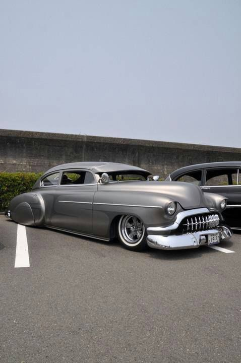 50 Chevy fastback