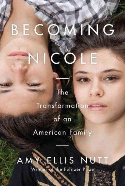"""Becoming Nicole - """"Gender isn't something that's necessarily fixed, that it's dynamic, that it's fluid. ... There are very few people that are 100 percent totally masculine or 100 percent totally feminine. We have traits of both, and so, ordinarily, it's something in between. I think, people are feeling more comfortable now saying, """"Yeah, I've never felt 100 percent masculine, but I'm mostly masculine."""" And, I think, it has become a more comfortable society to say that in."""""""