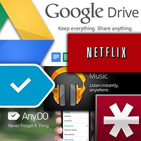 100 Best Android Apps (Update)