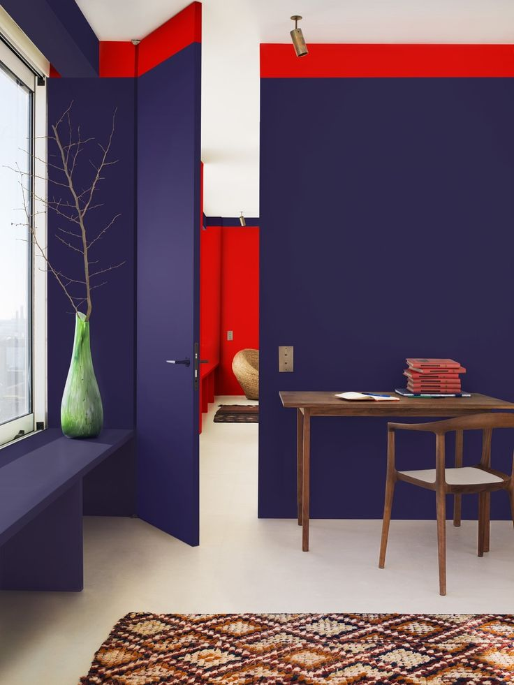 17 beste idee n over twee kleuren muren op pinterest for Kleurcombinaties interieur
