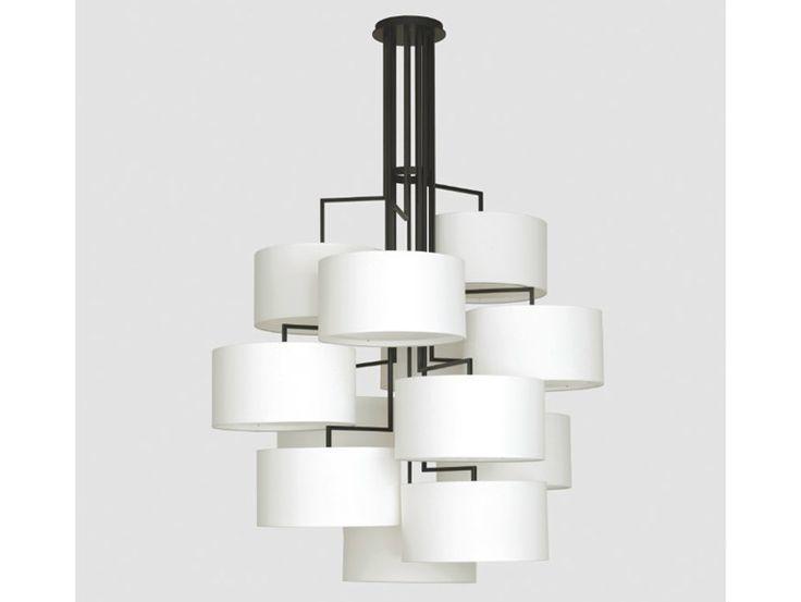 Pendant lamp NOON 12 NOON Collection by ZEITRAUM   design El Schmid
