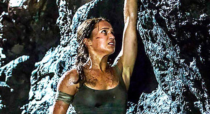 #WarnerBros #TombRaider revealed a #New #Photo . #AliciaVikander Speaking about inexperienced #LaraCroft . - アリシア・ヴィキャンデルの初々しいララ・クロフトが、冒険初心者として、初めてのアドベンチャーに挑む人気ゲームの再映画化「トゥーム・レイダー」の新しい写真 - #映画 #エンタメ #セレブ & #テレビ の 情報 ニュース from #CIAMovieNews / CIA こちら映画中央情報局です