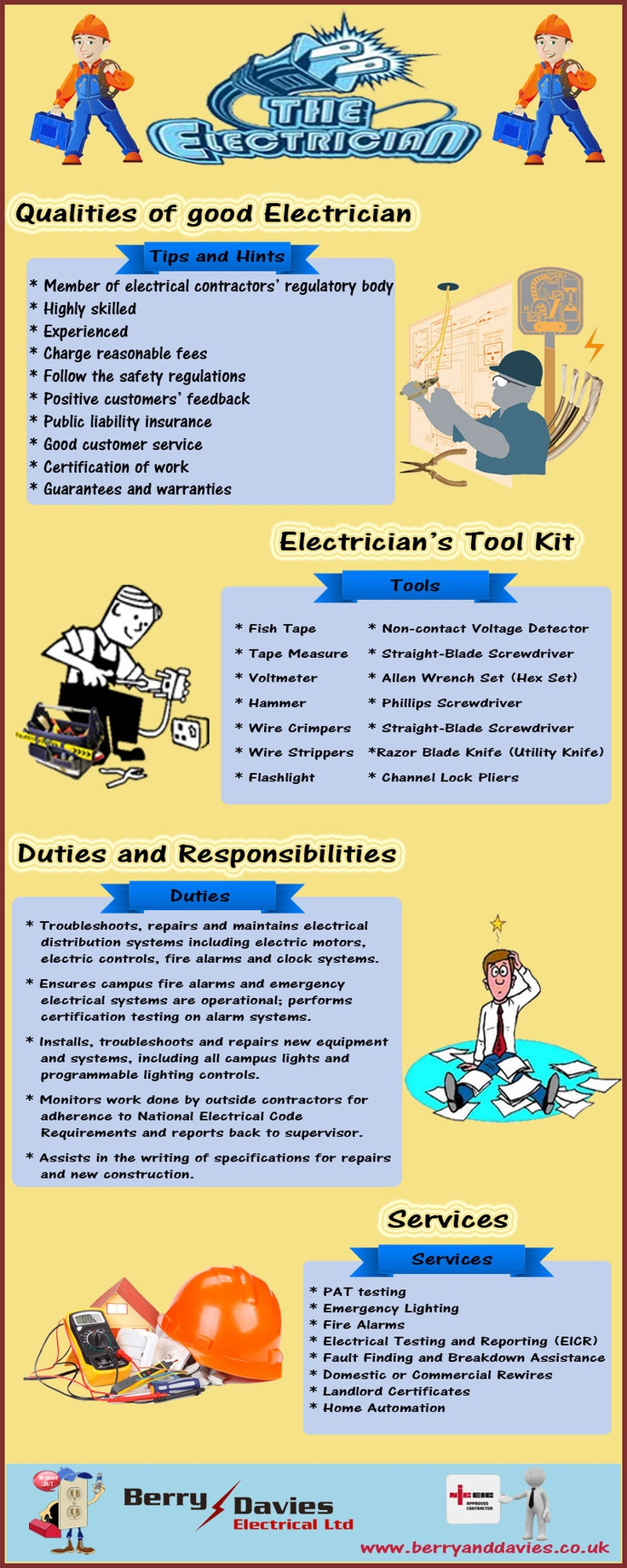 an electrician is a person who has special skills in electrical wiring electrical circuits - Responsibilities Of An Electrician