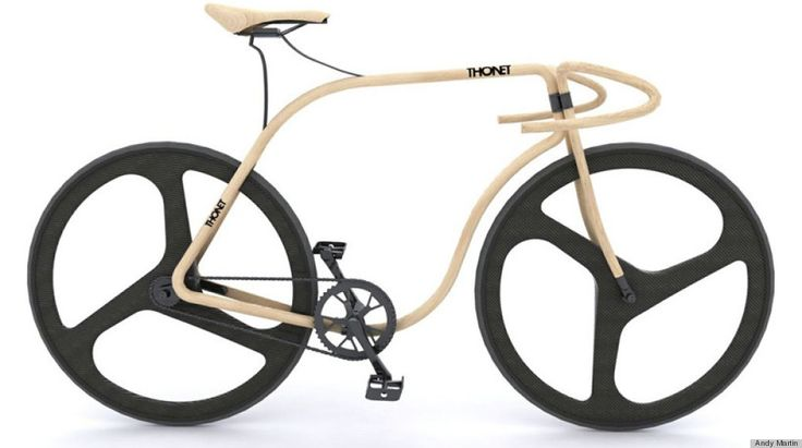 Thonet bicycle - $70k, yes...