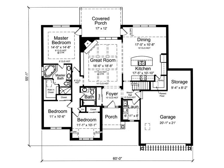 1000 images about empty nester home plans on pinterest Best empty nester house plans
