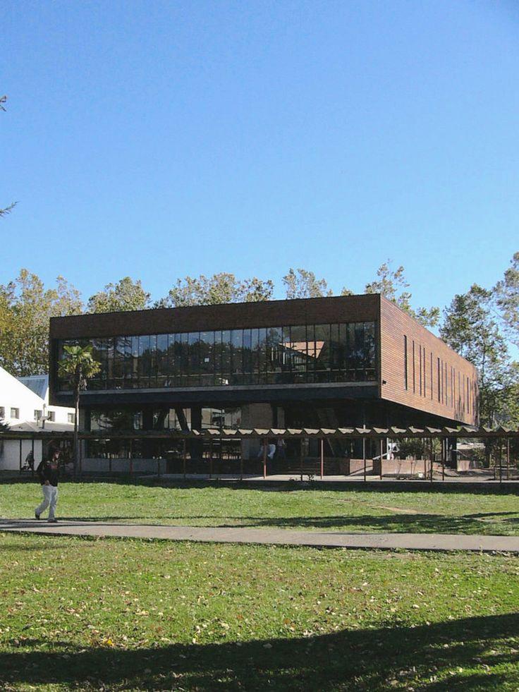 Gallery of Bio Bio University Library / Rubén Muñoz - 1
