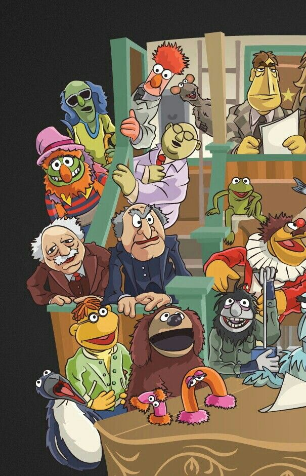 The Muppets 2 The Muppets Characters Muppets Disney The Muppet Show