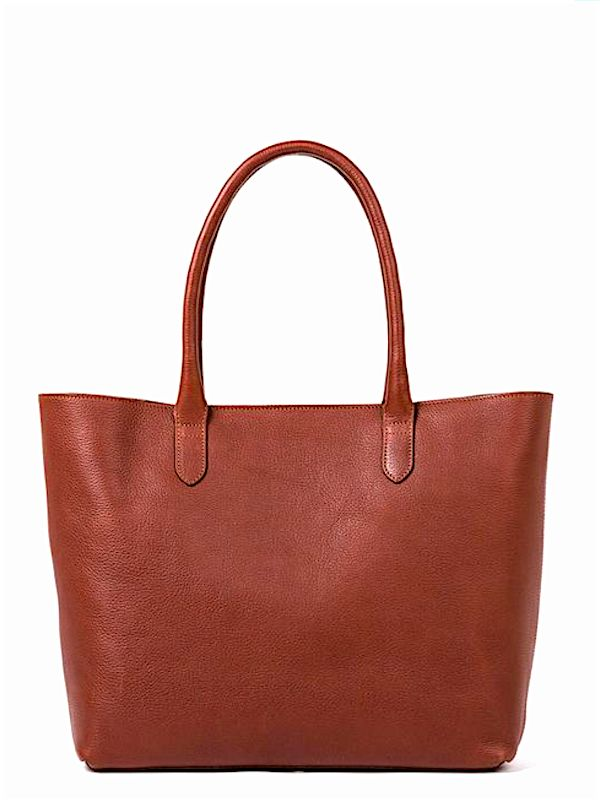 Accent + Potter's Clay + Style + Function.  Linjer Vegan Tote