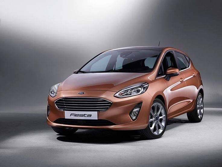 The Ford Fiesta Titanium is the all-rounder of the range