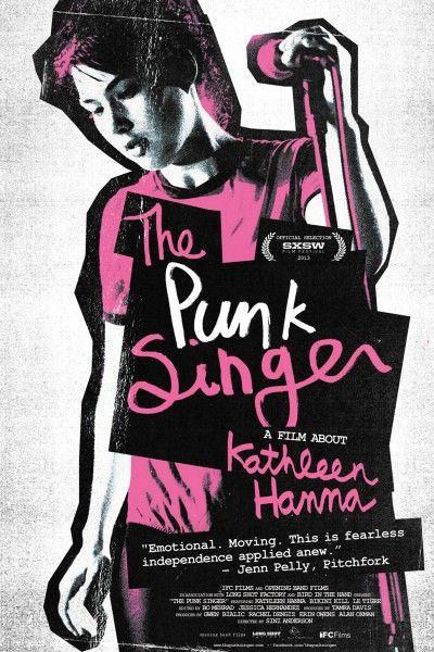 Kathleen Hanna THE PUNK SINGER Interview. As if I didn't already love Kathleen Hanna too much.