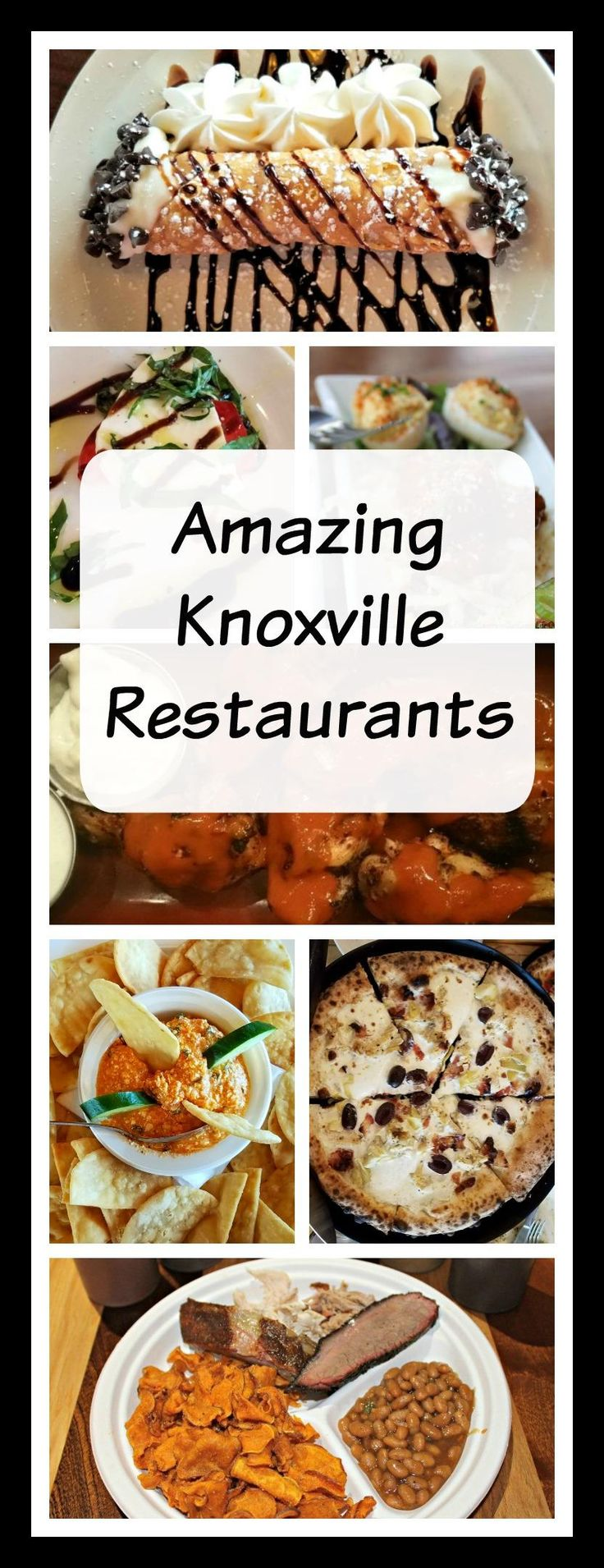 Delicious food awaits you at these delicious Top Knoxville Restaurants.