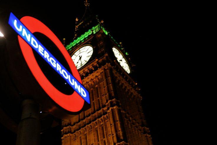Big Ben_Underground