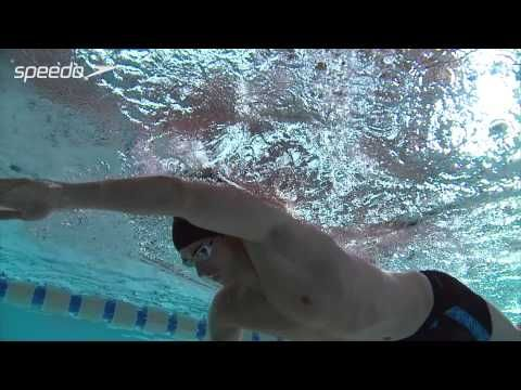 Freestyle Swimming Technique - Breathing technique. Produced with an elite swim coach and filmed in slow motion to help you improve your freestyle breathing technique. Get faster, fitter, stronger at the pool. #getspeedofit