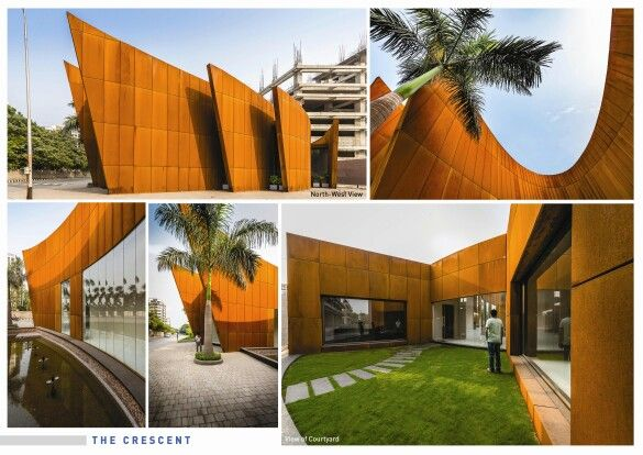 The Crescent , Surat , India by Sanjay Puri Architects