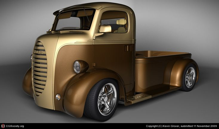 1939 Ford COE Rod Pick-up