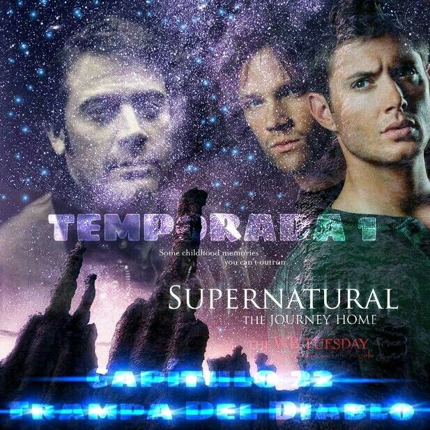Supernatural Sobrenatural