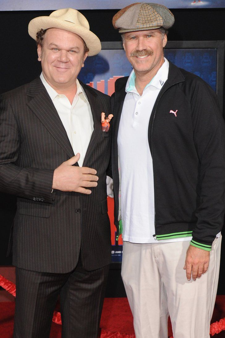 Pin for Later: Will Ferrell et John C. Reilly vont encore jouer dans un film ensemble ! Hâte !