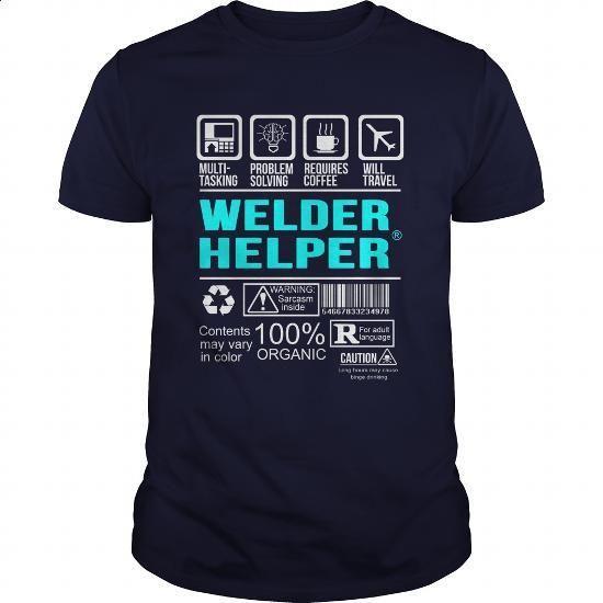 WELDER-HELPER - #hoodies #women. ORDER HERE => https://www.sunfrog.com/LifeStyle/WELDER-HELPER-100498224-Navy-Blue-Guys.html?60505