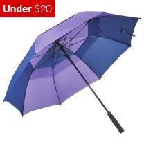 Nylon Inversion Resistant Heavy Duty Gold Umbrella, AU$18.95 plus postage from soldsmart.com.au #umbrella #wetweather #outdoor