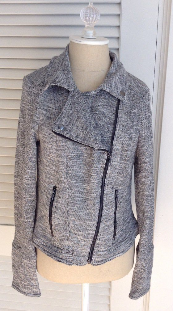 Love this jacket! Looks like a great fall staple!