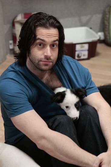 Chris Delia....thanks to my bestest friend ever for introducing me to this hunk of a hilarious man.
