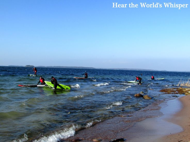 Hangosta on moneksi: kalakeittoa ja suppailua sunnuntaina - Hear the World's Whisper #Hanko #Finland