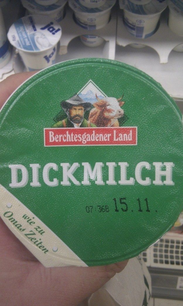 This yoghurt. | 17 Foods That Failed So Hard They Almost Won