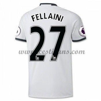 Manchester United Fotbalové Dresy 2016-17 Fellaini 27 3rd dres